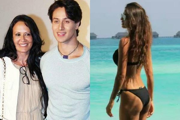 disha patani share bikini picture on instagram
