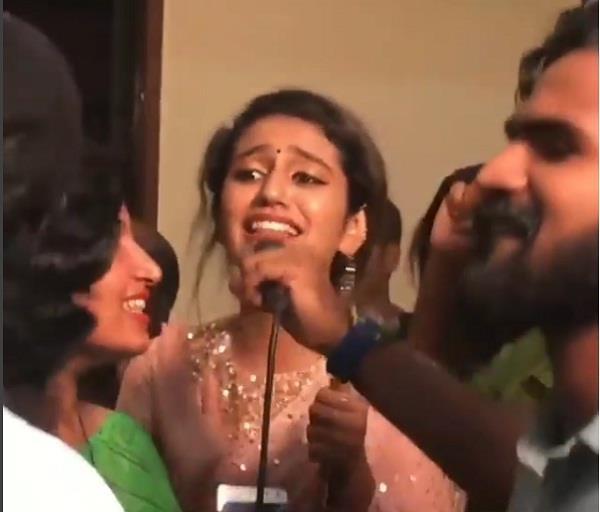 priya prakash new video viral