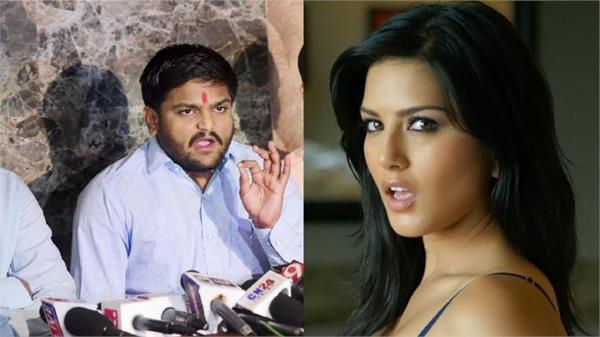 sunny leone deserves respect as a mainstream actress hardik patel