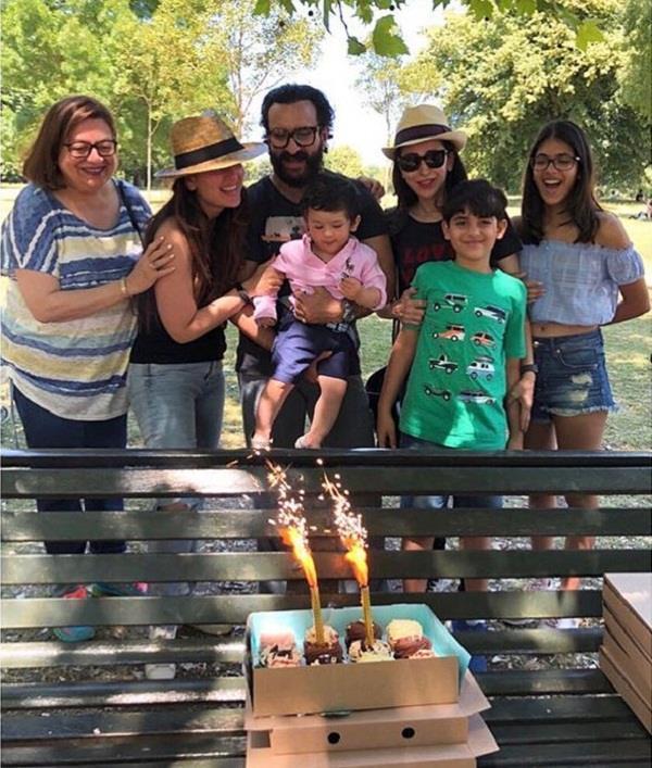 karisma kapoor celebrates birthday in london with family