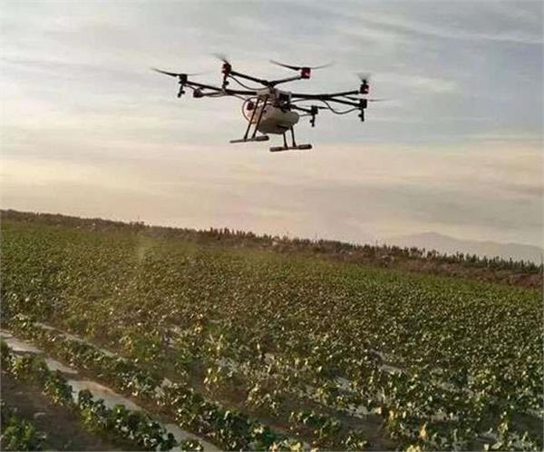 china sets drones for monitoring in xinjiang