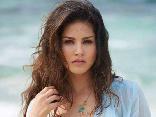 sunny leone gone ultrasound center during shooting