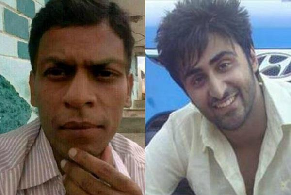 sharukh khan to ranbir see the duplicate of these stars