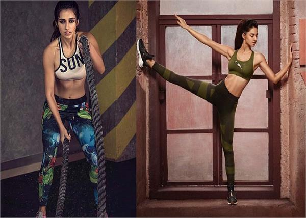 not only workout disha maintain her figure with dance and diet