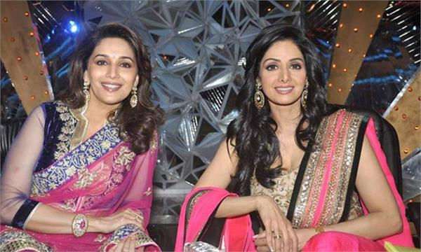 sridevi on competition with sridevi and kalank in seedhi baat