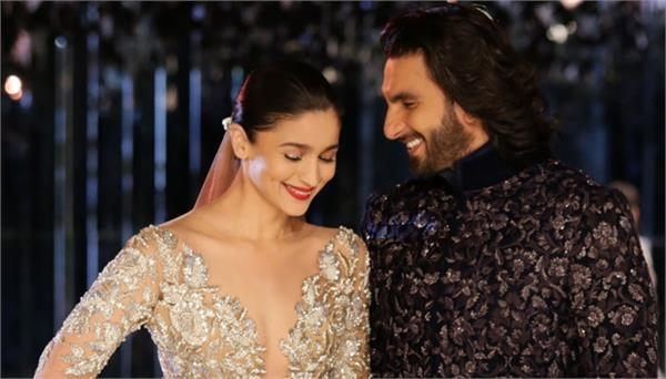 ranveer singh and alia will acting in this movie