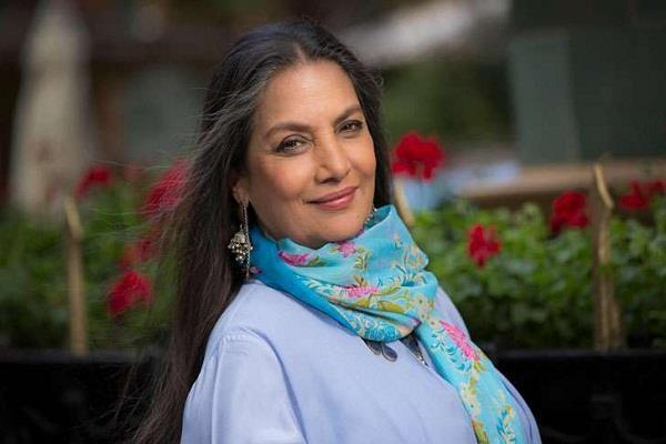development has taken place in the film making process said shabana azmi