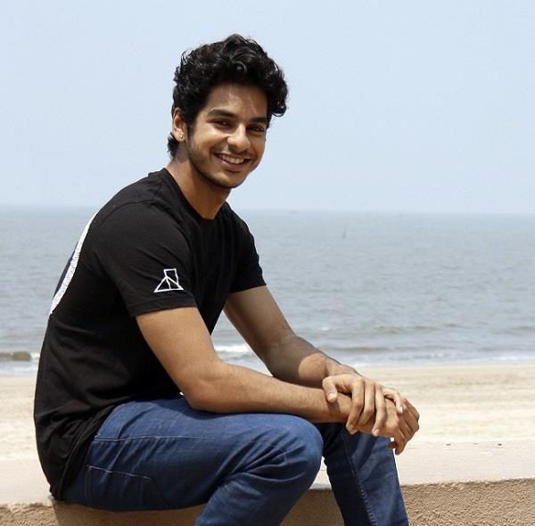 ishaan khattar had more opportunities in less time
