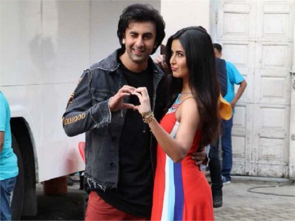 katrina kaif and ranbir kapoor love story