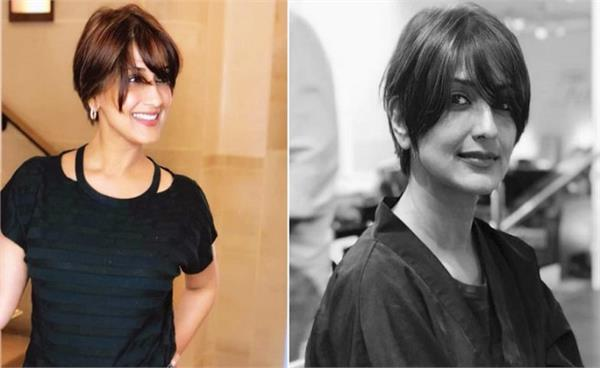 is sonali bendre suffering from uterine cancer