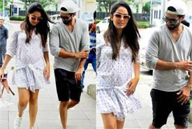 mira rajput shoot a tv ad during her pregnancy