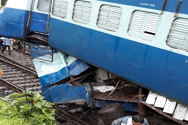 madurai express derailed many trains canceled