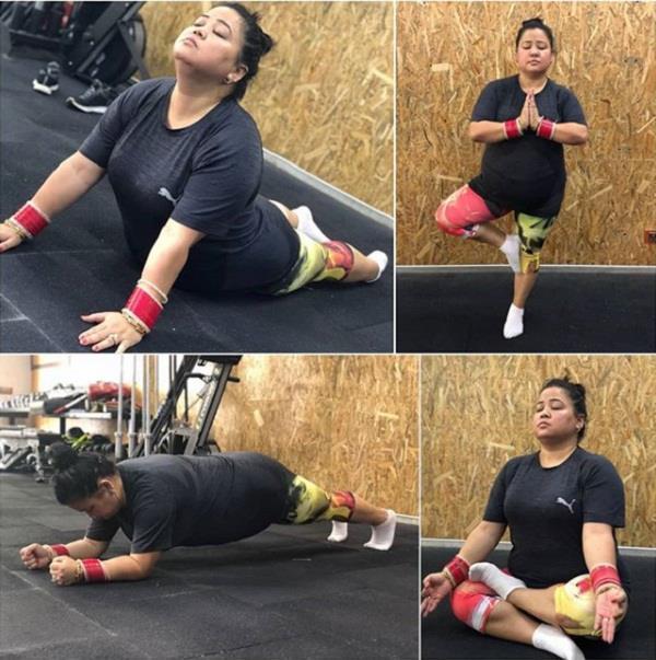 bharti singh lost 10 kgs