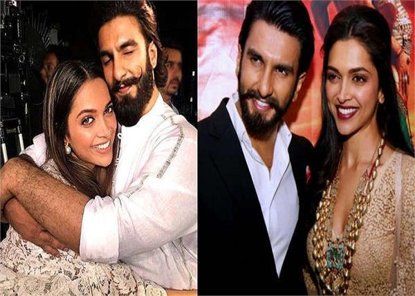 ranveer singh and deepika padukone would get married with an italian tradition