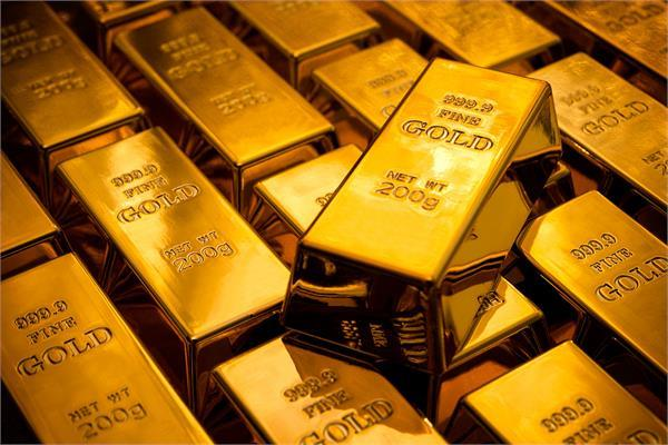 gold recovered from airport