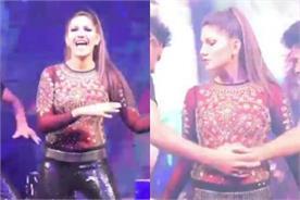 sapna choudhary viral dance