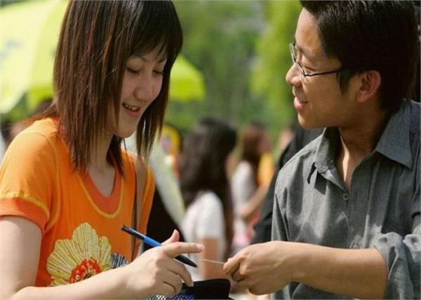 in this school of china boys are given the training of dating