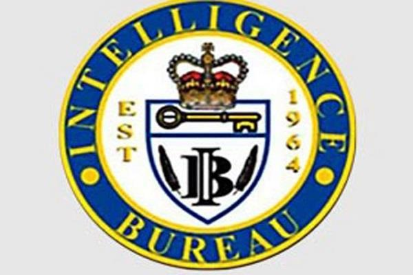 i g intelligence bureau did the surprise check of the airport