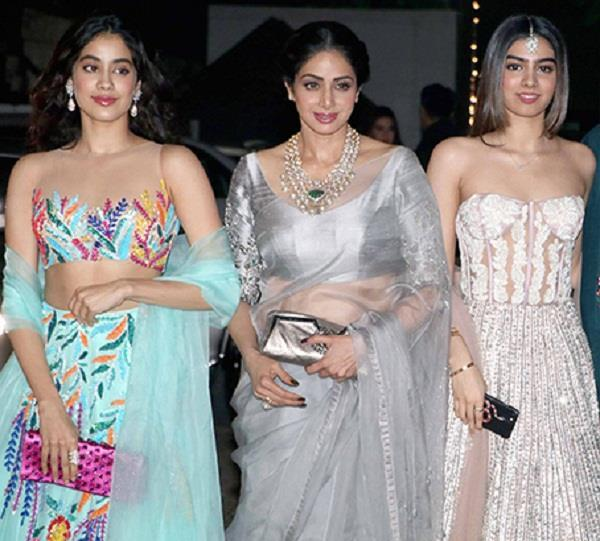 sridevi loved cooking for daughters