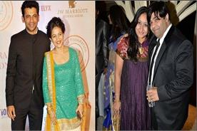 5 super comedian stars and their beautiful wives