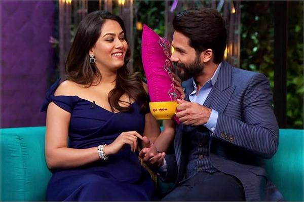 shahid s wife meera wants son or daughter
