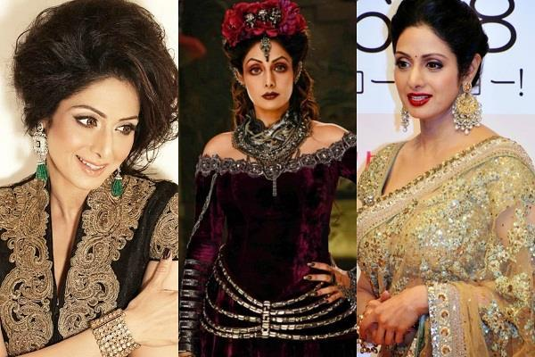 sridevi unseen pictures