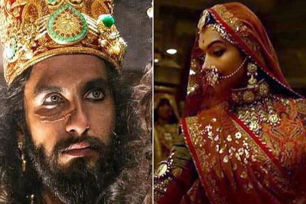 first time alauddin khilji seen rani padmavati in mirror