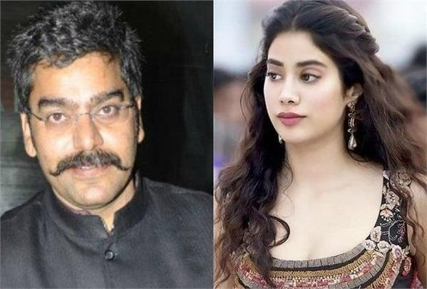 ashutosh rana reaction on jhanvi kapoor acting in dhadak film