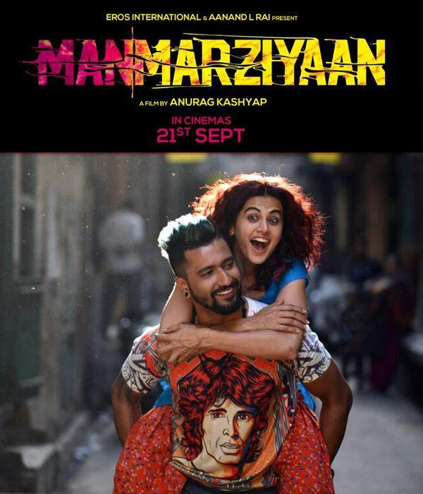 taapsee pannu and abhishek bachchan manmarziyaan release date out