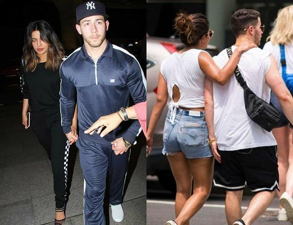 priyanka chopra with nick jonas pictures