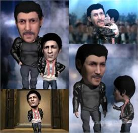 फैंस ने बनाया फिल्म 'जीरो' का फनी एनिमेटेड वीडियो, शाहरुख ने तहे दिल से किया शुक्रिया अदा