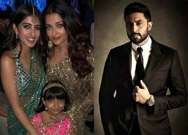 abhishek bachchan share a beautiful picture on instagram