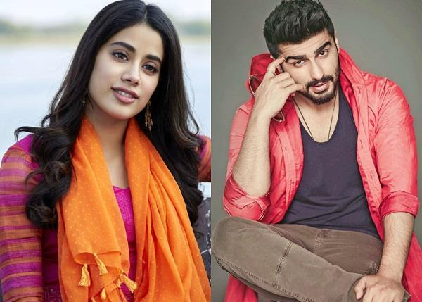 arjun kapoor reaction on jhanvi kapoor film dhadak