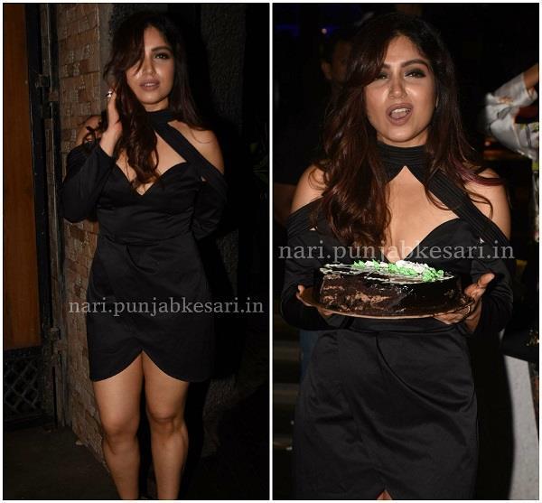 bollywood celebs at bhumi pednekar birthday bash