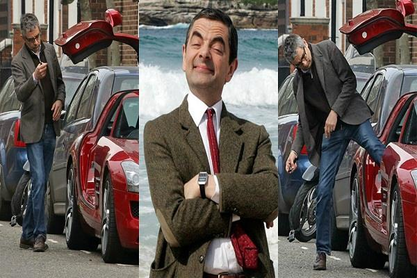 mr bean luxurious life style