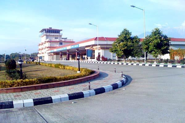 gaggal airport losting own credibility due to cancellation of air services