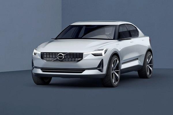 volvo s electric car is coming to give tesla 3 a collision