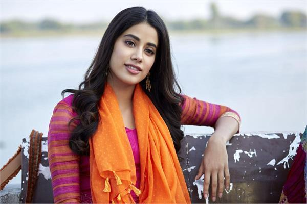 jhanvi kapoor saying about her film