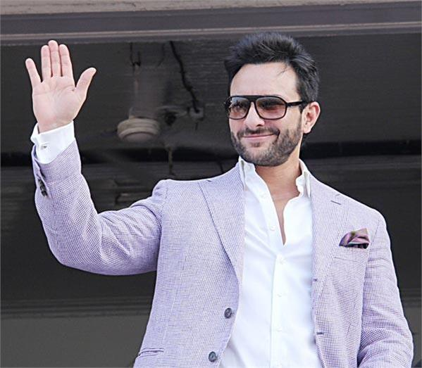 saif ali khan will play role of villain
