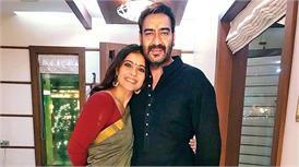 अजय देवगन के साथ फिर काम करेंगी काजोल