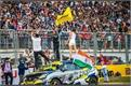 kartikian and gill will be seen at the festival of speed
