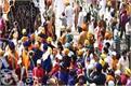 amritsar sri guru ramdas ji nagar kirtan