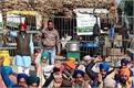 dhuri  sugarcane mills  farmers  dharna