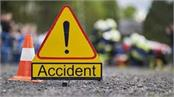 5  laborer death in road accident