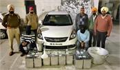 fake verka desi ghee  father son arrested