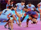 uttar pradesh defeated bengal in the play off patna got out