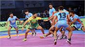 pro kabaddi league  in bengal playoffs by defeating patna