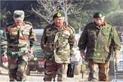 deputy army chief warns pakistan