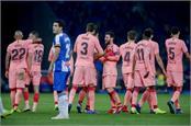 la liga  messi became the star in barcelona  s victory