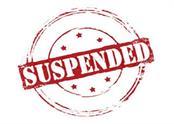 gurdaspur  license suspended